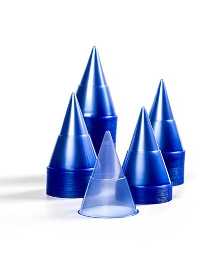 vasos conicos iparvending