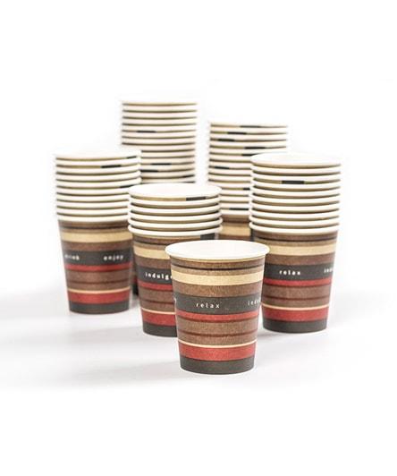 vasos de cartón café iparvending
