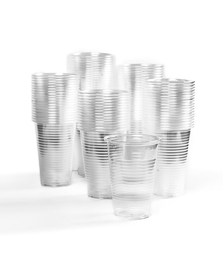 vasos transparentes iparvending