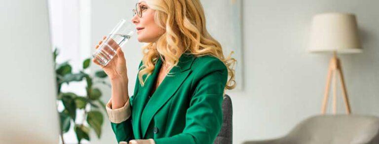 Los beneficios de las fuentes de agua para oficinas
