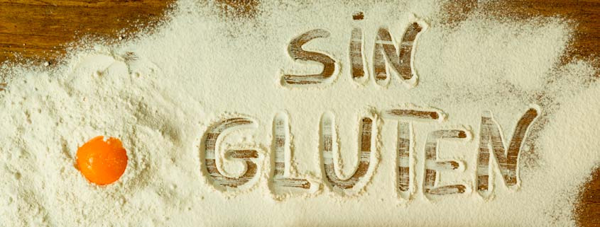 Productos sin gluten para celíacos