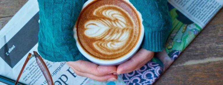 Beber café alarga la vida