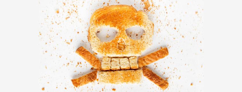 qué alimentos evitar si eres celíaco