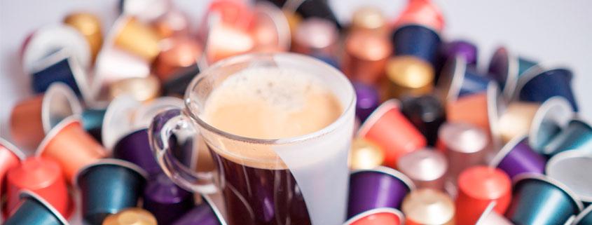 cafeteras de cápsulas de café para empresas