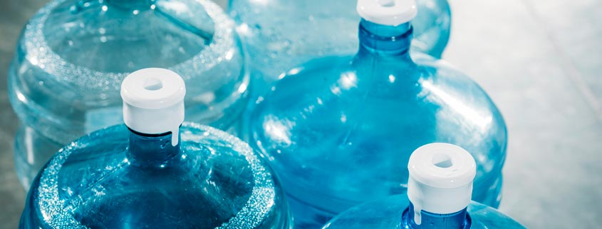 botellones de plástico sin bisfenol
