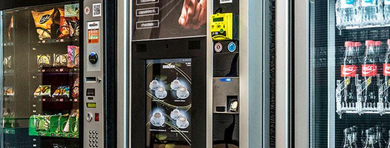 Por qué poner una máquina vending en la oficina