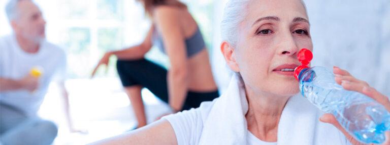 mantenerte sano cuando eres mayor
