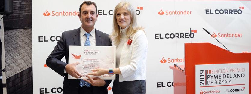 Iparvending Group: Mejor PYME Bizkaia 2019