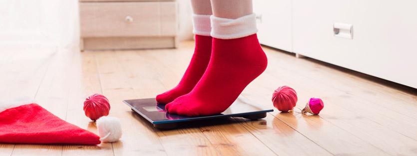 Cómo combatir los excesos de comidas navideñas