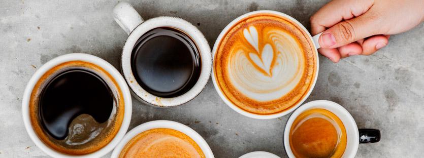 Cuántas tazas de café puedo tomar al día