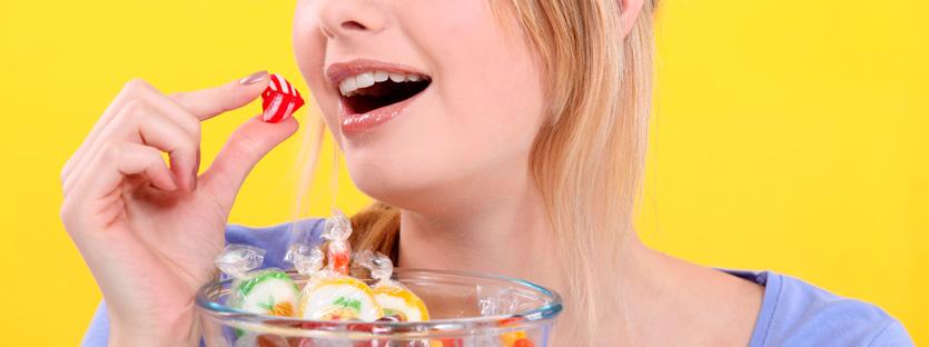 Qué comer cuando tienes ganas de dulce en la oficina