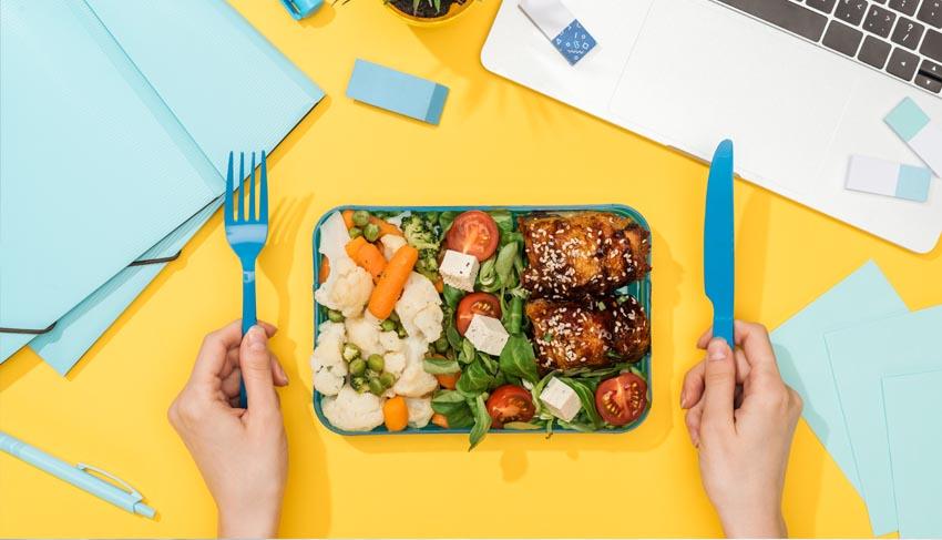 Entregamos menús en oficina: La forma más fácil y segura de alimentación para tus empleados