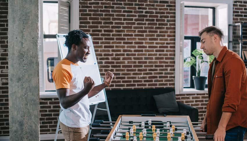 Beneficios de los espacios de ocio y desconexión en oficinas