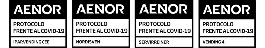 Iparvending cuenta con la certificaciOn AENOR